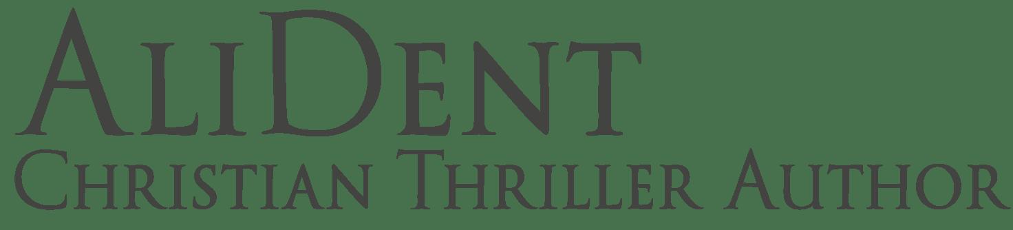 ALI DENT, Christian Thriller Author